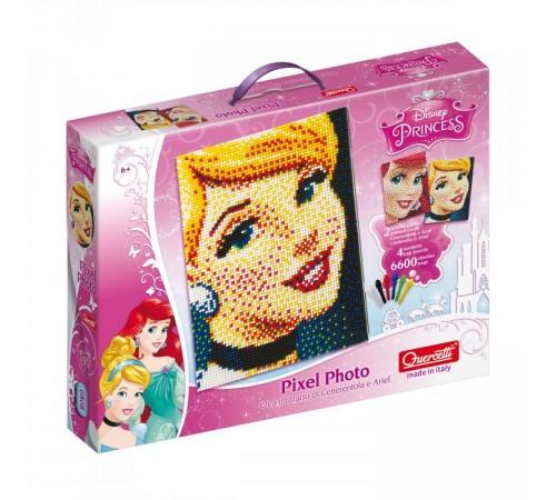 Детскиймагазин в Кишиневе в Молдове quercetti 0808 Пиксельная мозаика Принцессы Дисней