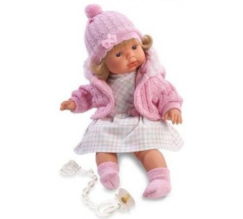 "Игрушки в Молдове llorens Кукла ""Лидия"" 38538 (38 см.)"