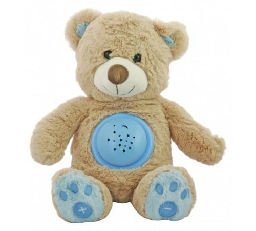 """baby mix stk-18956 blue proiector muzical """"ursulet"""""""