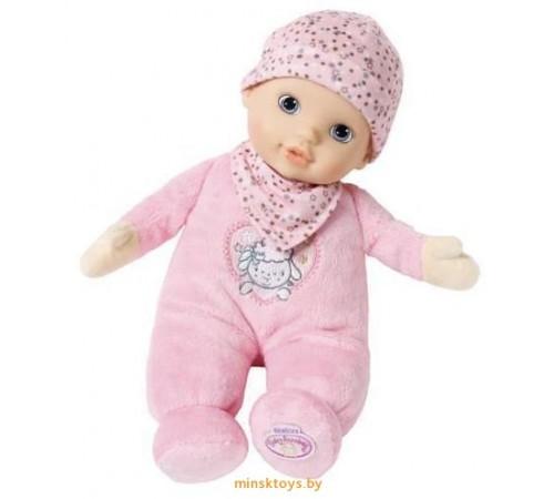"zapf creation 700488 Кукла annabell baby newborn ""Сердца Стук"" (30 см.)"
