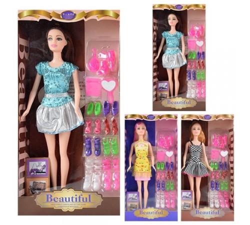 op ДЕ01.241 Кукла модница с аксессуарами в асс.
