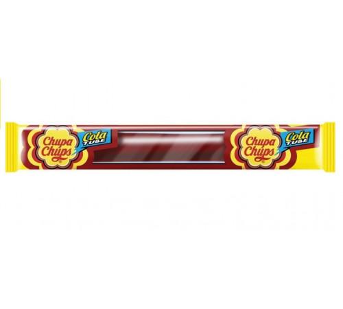 "chupa chups Жевательная конфета ""cola tube"" со вкусом колы (10 гр.)"