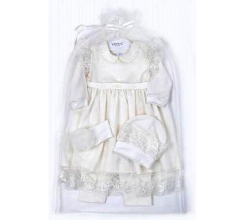 """Одежда для малышей в Молдове veres 110-5.12.68 Комплект """"glory"""" платье с аксессуарами (5 ед.)"""