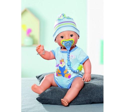 zapf creation 822012 Интерактивная кукла с аксессуарами baby born (43 см.)