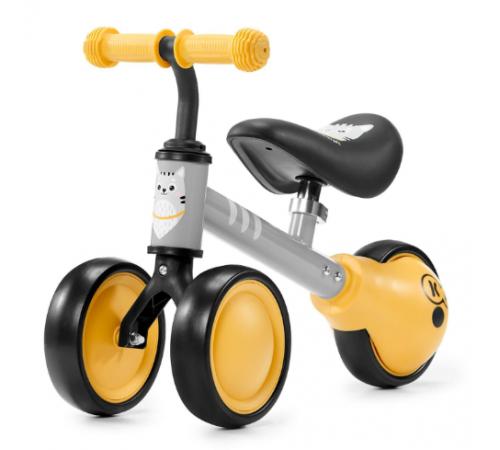 kinderkraft run bike cutie galben