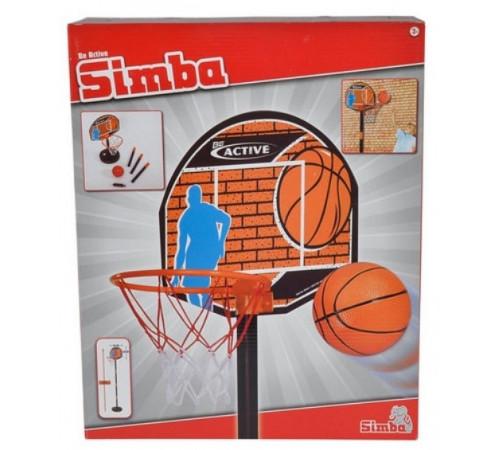 """Детскиймагазин в Кишиневе в Молдове simba 7407609 Игровой набор """"Баскетбол"""" (4 эл.)"""