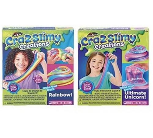 """Детскиймагазин в Кишиневе в Молдове color baby 44925 Игровой набор """"cra-z-slimy: Создай свой слайм"""" в асс."""