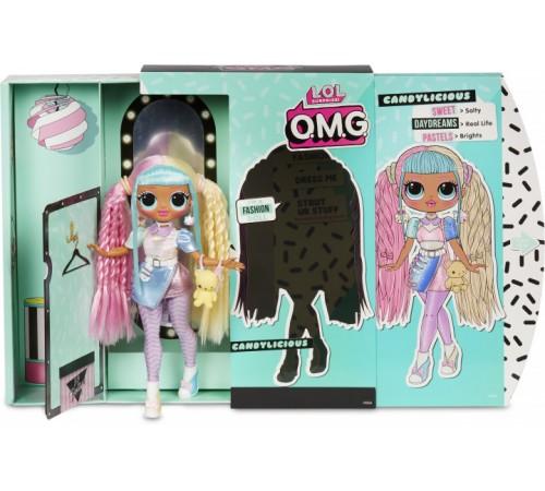l.o.l. 565109 Игровой набор с куклой surprise! o.m.g s2 Леди Бон-Бон с аксессуарами