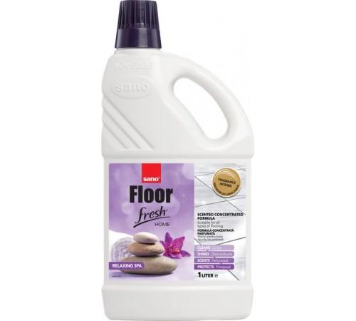 Средство для мытья полов fresh home relaxing spa 1л 991051