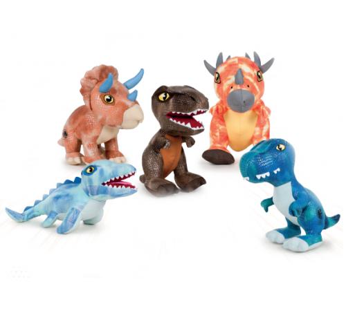 "play by play 760016656 Динозавры из ""jurassic world""  (в асс. 5) 27 см"