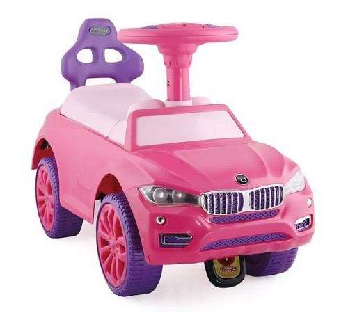 chipolino Машина speed rocsp0204pi розовый