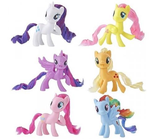 """my little pony e4966 figurine de ponei """"prietenii"""" în sort."""