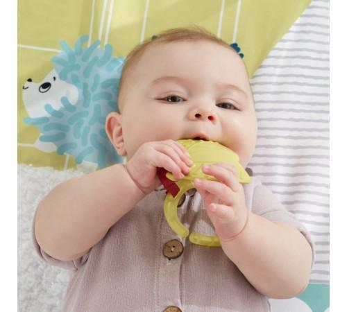 """fisher-price gkd45 Развивающий коврик """"Первые ощущения малыша"""""""