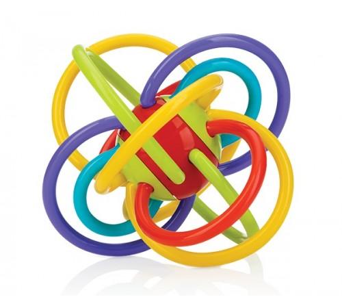 "Jucării pentru Copii - Magazin Online de Jucării ieftine in Chisinau Baby-Boom in Moldova nuby nv0612002 jucarie - inel gingival ""inele"""