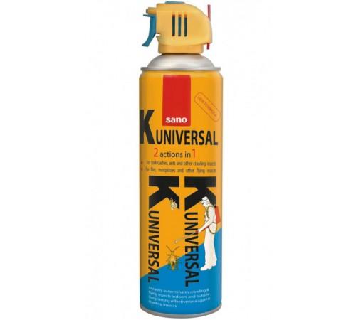 sano k-universal Универсальное средство от насекомых (475 мл) 424311