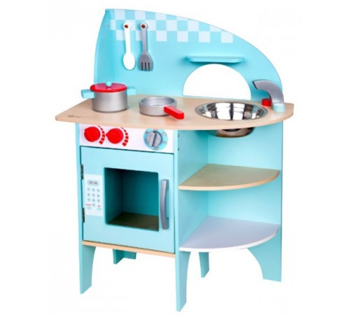 """classic world 4157 set de joc din lemn """"bucătărie"""""""