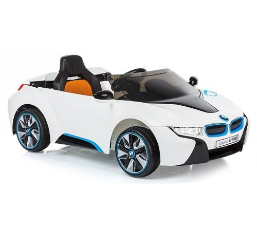 "chipolino Машина на аккумуляторе ""bmw i8 concept""  elkbmwi82wh белый"