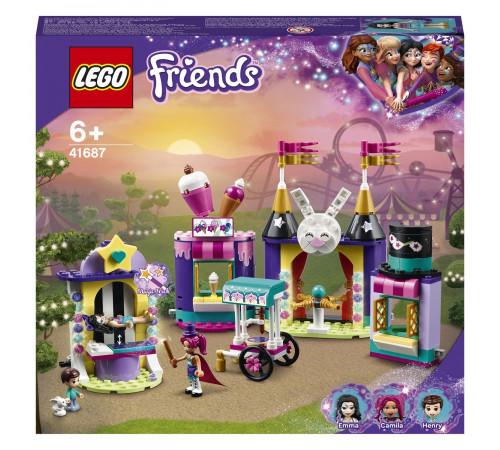 """lego friends 41687 Конструктор """"Киоск на Волшебной ярмарке"""" (361 дет.)"""