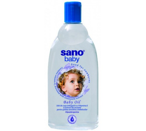 sano baby Масло для детей (500 мл) 428999