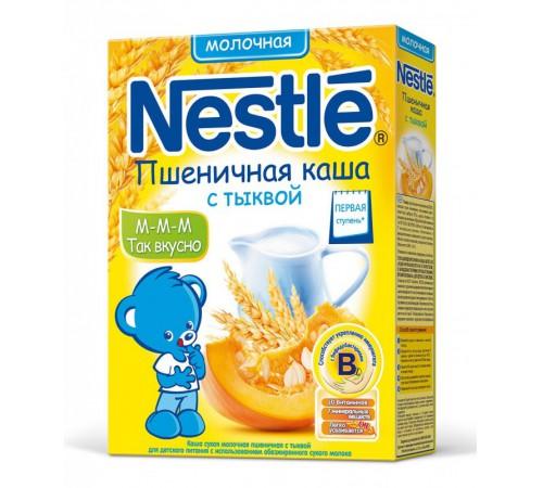 Детское питание в Молдове nestle Каша пшеничная молочная с тыквой (250 гр.) первая ступень