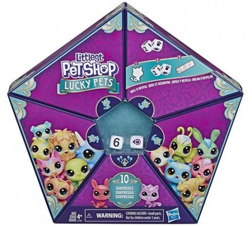 """littlest pet shop e7258 Игровой набор """"Мультипак Петы с предсказанием"""" в асс."""