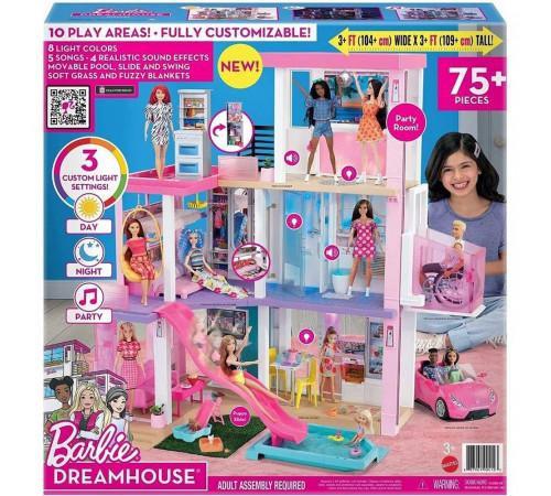 """Jucării pentru Copii - Magazin Online de Jucării ieftine in Chisinau Baby-Boom in Moldova barbie grg93 casă pentrupăpuși """"dreamhouse"""""""