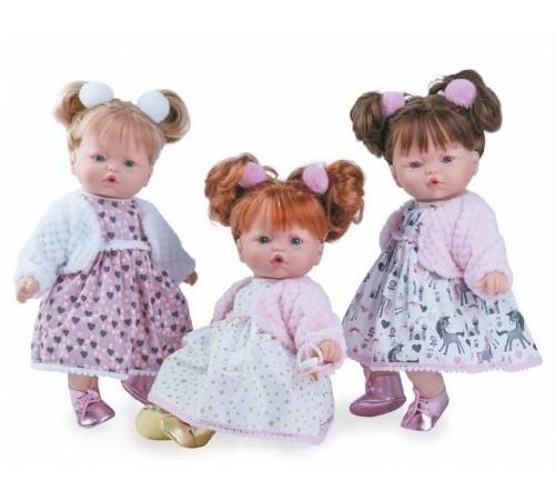 """Детскиймагазин в Кишиневе в Молдове nines 0552 Кукла """"winter estuche"""" (40 см.) в асс."""