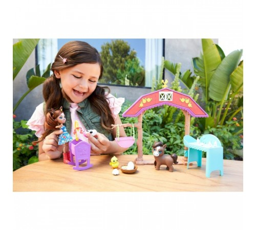 """enchantimals gjx23 Игровой набор """"Детский садик для зверушек"""""""