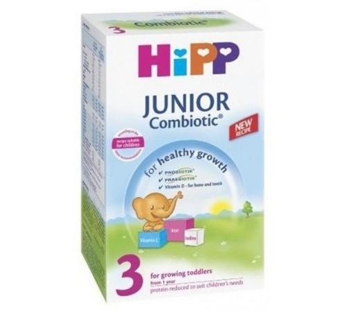 Детское питание в Молдове hipp 2097 combiotic junior 3 (12 m+) 500 гр.