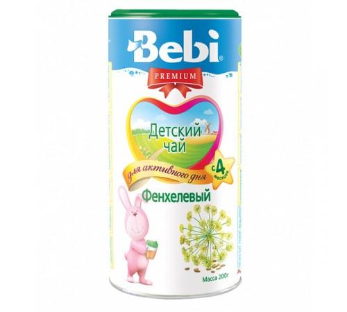Детское питание в Молдове bebi Фенхелевый детский чай (4+) 200 гр.