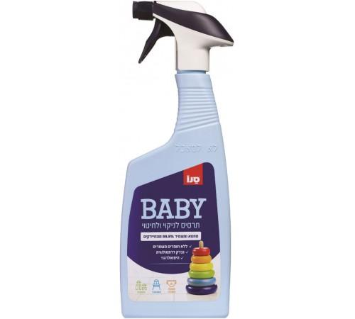 sano baby spray de curățare și dezinfectare (750 ml.) 351125