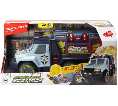 dickie 3756005 camion de colectare cu lumină și sunet