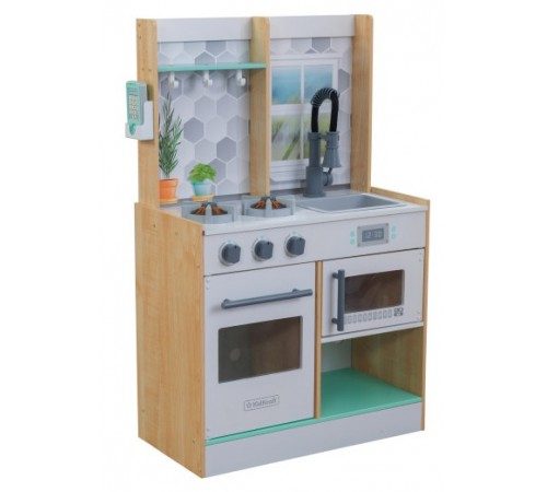 kidkraft 53433 Кухня для кукол wooden play kitchen