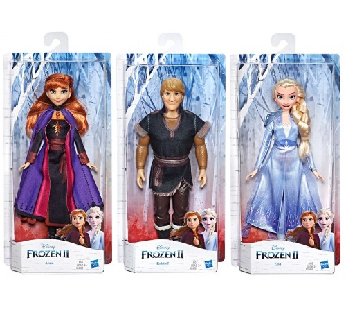 "disney princess e5514 Кукла""Холодное Сердце 2"" в асс."