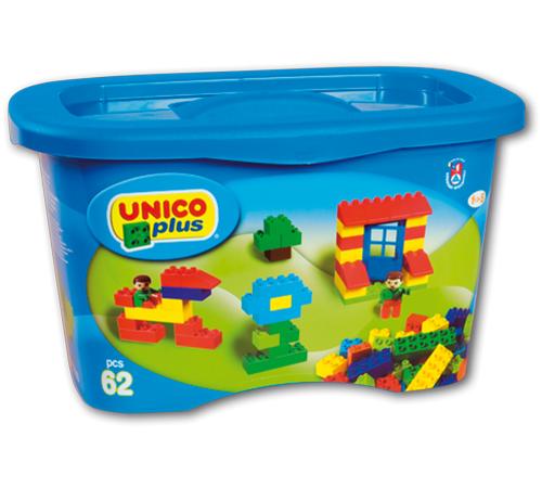 Детскиймагазин в Кишиневе в Молдове androni 8562-0000 Конструктор unicoplus (62 дет.)