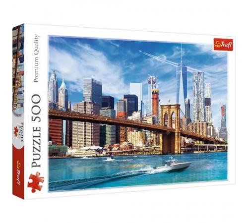 "trefl 37331 puzzle ""vedere din new york"" (500 el.)"