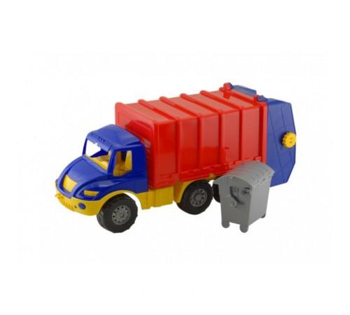 "colorplast  0633 Машина ""Атлантис"" мусоровоз в асс."