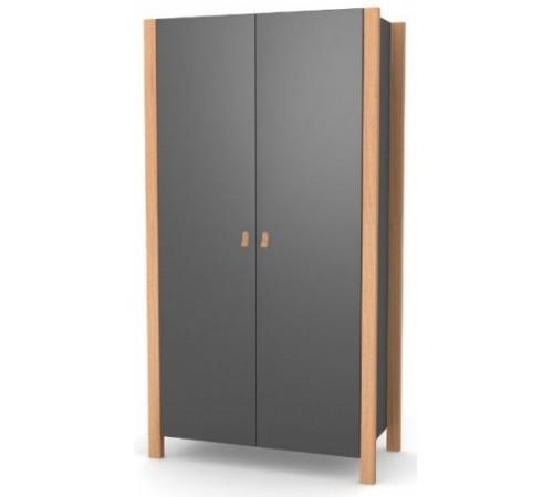 veres 39.6.2.16 Шкаф 850 Монако (тёмно-серый)