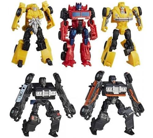 "transformers e0691 robotul ""bumblebee energon igniters speed"" (10 cm.) in sort."