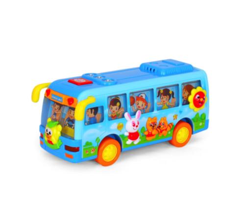 Детскиймагазин в Кишиневе в Молдове huile toys 908 Автобус  с музыкой и светом