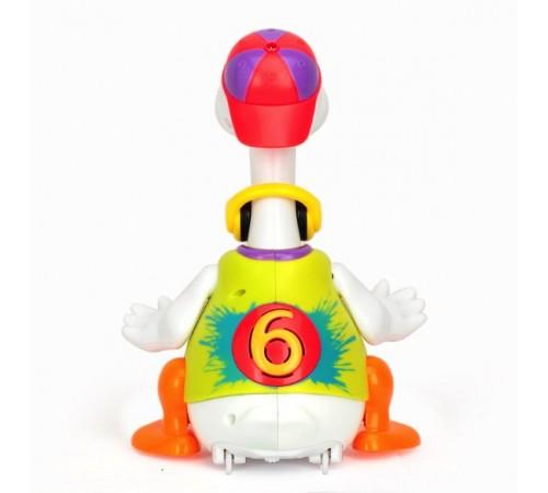 """hola toys  828 Музыкальная игрушка """"Танцующий гусь"""""""
