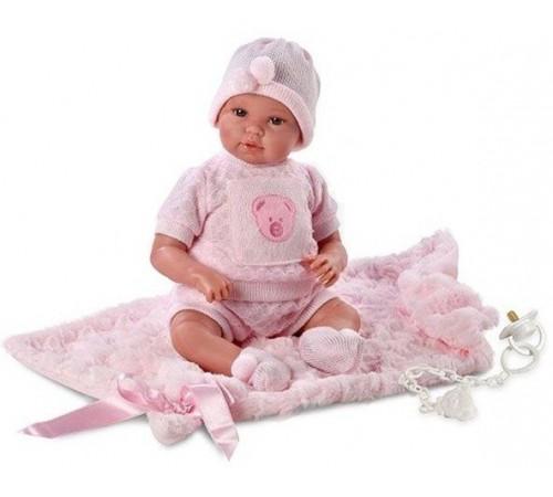 "Игрушки в Молдове llorens Кукла ""Малышка"" с одеялом 63616 (36 см.)"