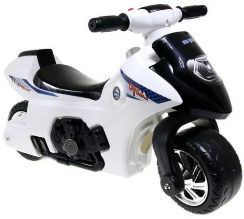 baby mix ur-hz617 Мотоцикл детский белый