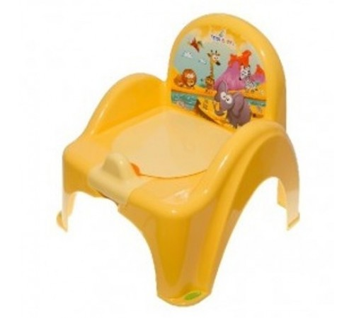 tega baby Горшок-кресло Сафари sf-010-124 желтый