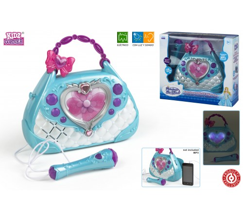 color baby 44161 Микро караоке