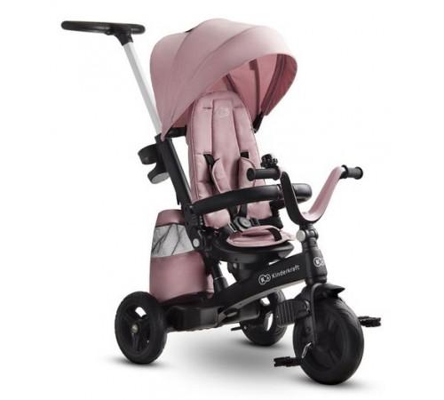 kinderkraft Трицикл  easytwist розовый