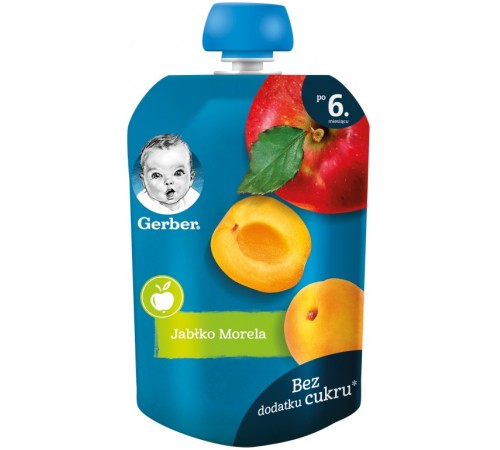 "gerber piure ""mare-caise"" 90 gr. (6+)"