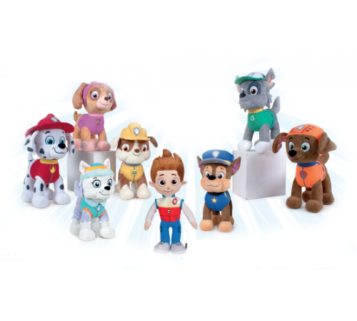"play by play   760014450 ""paw patrol"" (în sort 8) 19 cm"
