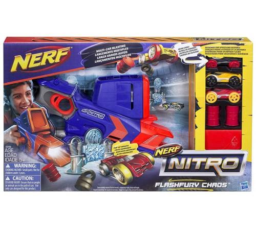 "nerf c0788  Игровой набор ""nitro flashfury chaos"""