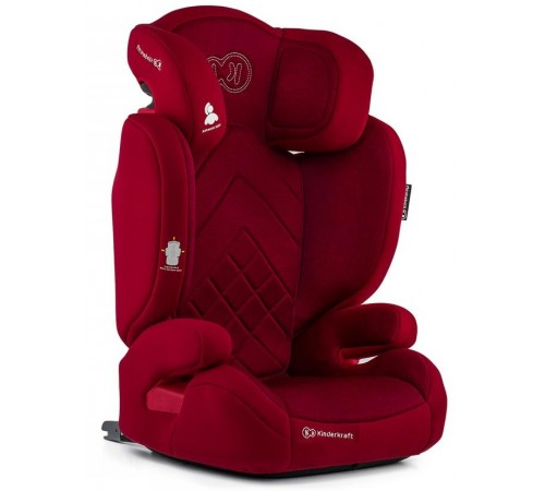 kinderkraft Автокресло xpand  гр. 2/3 (15-36 кг.)  красный